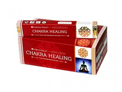 Vonné tyčinky Garden Fresh - Chakra healing