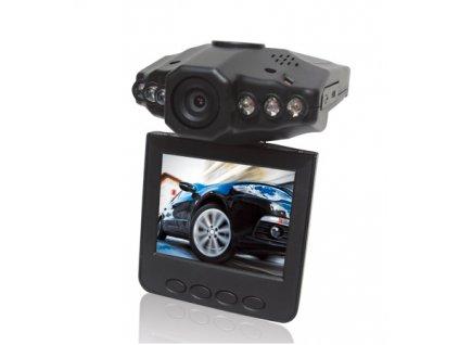 Přenosná HD kamera s LCD obrazovkou - do auta