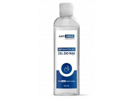 Antibakteriální gel na ruce 100 ml