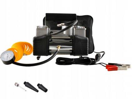 Kompresor 12V/23A 150PSI - kov
