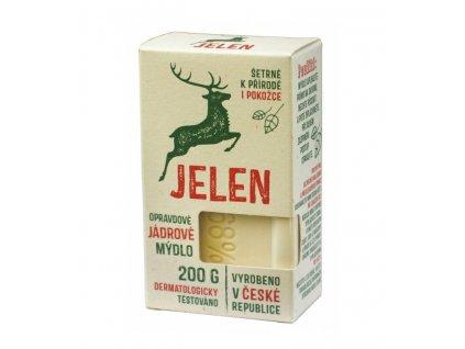 Schicht Jádrové mýdlo Jelen 200 g