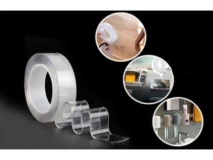 Oboustranná voděodolná lepící páska