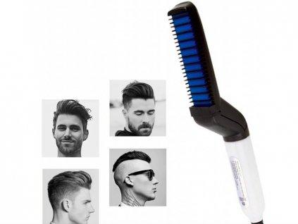 Multifunkční žehlička na vlasy a vousy STYLER MEN
