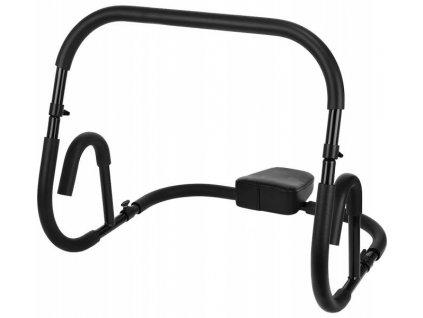 Posilovač břicha Fitness roller