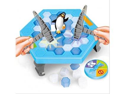 Společenská hra Zachraň tučňáka