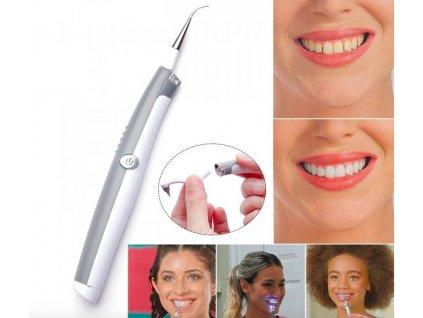 Sonic Pic - systém pro čištění zubů