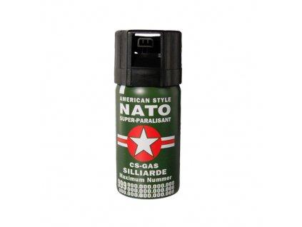 Obranný pepřový sprej NATO 40 ml