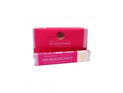 Vonné tyčinky Garden Fresh - Aromatherapy
