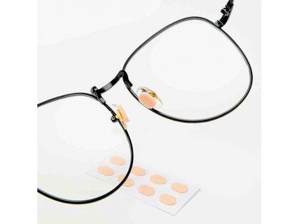 Nosní opěrky na brýle