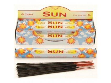 Vonné tyčinky Tulasi - Sun