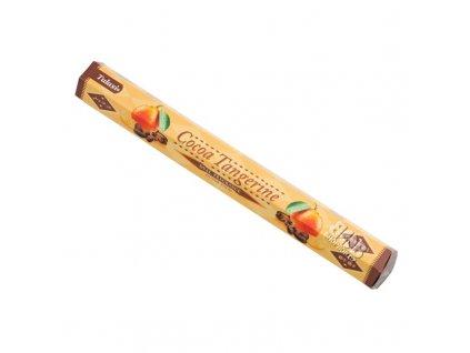 Vonné tyčinky Tulasi - Cocoa tangerine