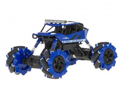 RC model Dancer 4WD - modrý NQD 1:16