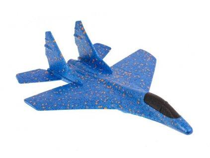 Pěnové házecí letadlo Tryskáč 44 cm