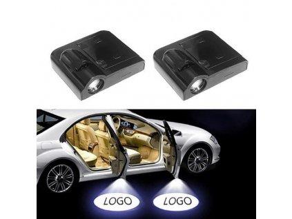 Auto LED logo projektor door-Light Mercedes-Benz