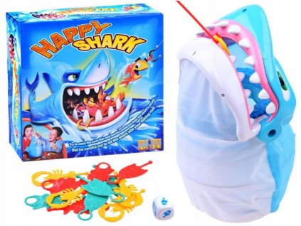 Žraločí svačinka - společenská hra