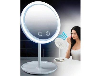 Kosmetické zrcátko LED Beauty Breeze