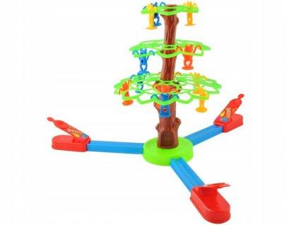 ISO Stolní rodinná hra Padající žabky