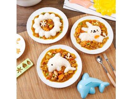 Formičky na rýži