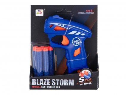 KIK Krátká pistole Blaze Storm NERF