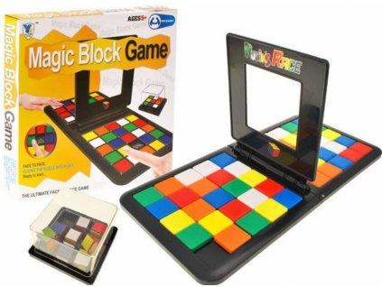 Magic Block game Rubikův závod