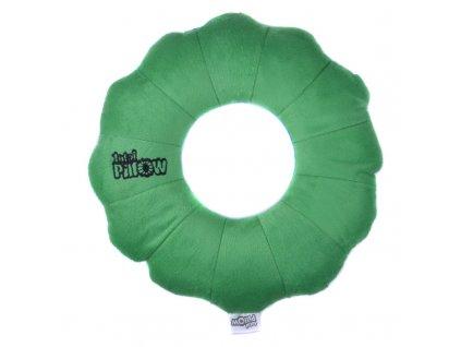 Total Pillow Zdravotní ergonomický polštář zelená
