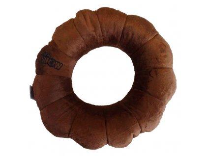 Total Pillow Zdravotní ergonomický polštář hnědá