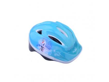 Cyklistická helma Frozen/Ledové království Olaf