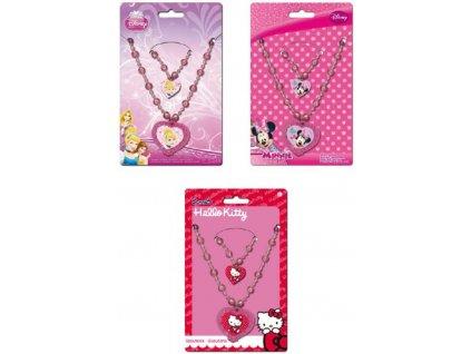 Dětská bižuterie set náhrdelník + náramek