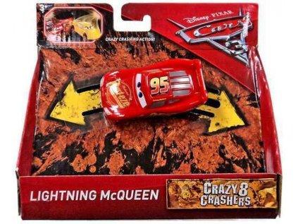 Cars 3 bláznivá auta Blesk McQueen