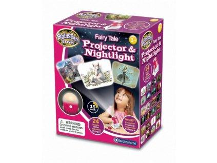 Pohádkový projektor a noční světlo