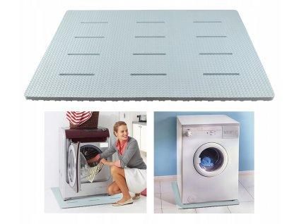 ISO Antivibrační podložka pod pračku 85 x 60 x 2cm