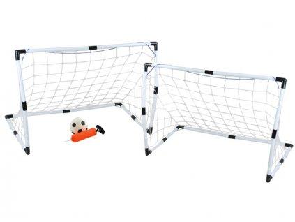 ISO 6729 Fotbalová branka 48x90 cm 2v1