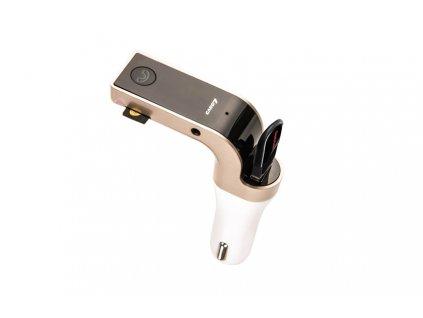 Multifunkční handsfree do auta s Bluetooth a USB