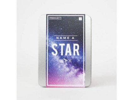 Pojmenujte si hvězdu