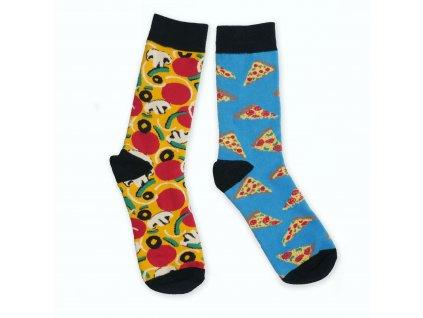 0052698 vesele ponozky pizza