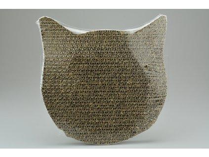 Škrábadlo pro kočky CATS (28cm) - Kočičí hlava