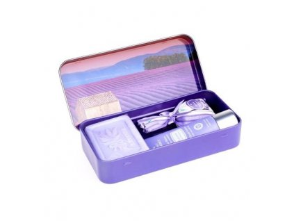 Esprit Provence Set krému na ruce, mýdla a pytlíčku - Západ slunce, 30ml+60g