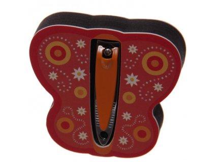 Pilníček a kleštičky Červený motýl
