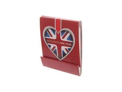 Mini pilníčky Red London