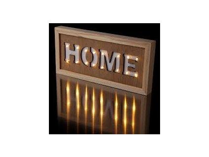 Svítící LED dekorace Home