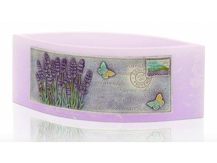 Vonný lampion Levandule na čajovou svíčku, 2 barvy