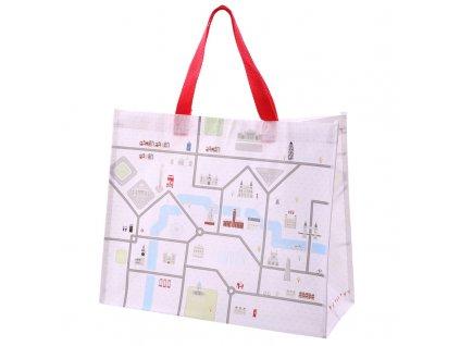 Nákupní taška Mapa Londýna