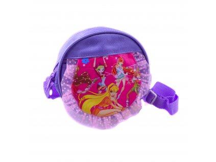Dětská kabelka kulatá Tanečnice
