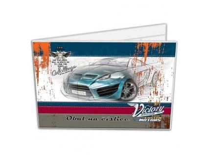 Desky na číslice - car spirit
