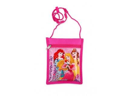 Dětská peněženka na krk Princess