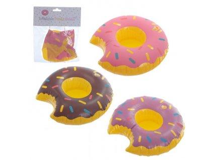 Nafukovací držák nápojů Donut