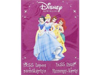 Rummy: Princezny Disney