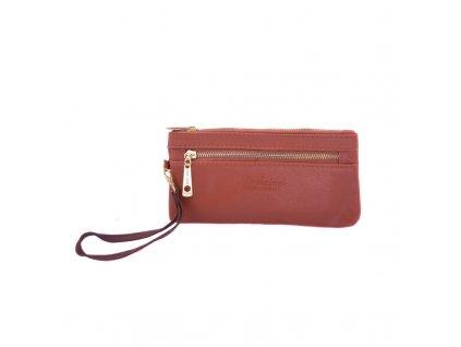 Módní peněženka/kapsa s řemínkem 7 barev