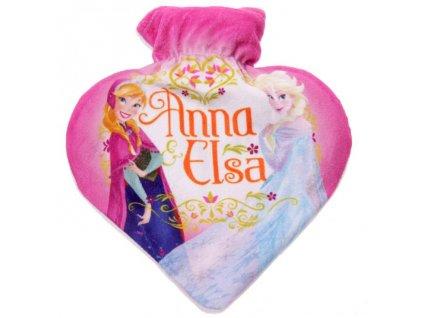 Disney Termofor Ledové Království - Elsa a Anna 24x22 cm