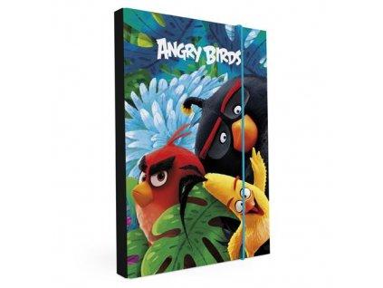 Karton P+P Desky na sešity A5 Angry Birds Movie